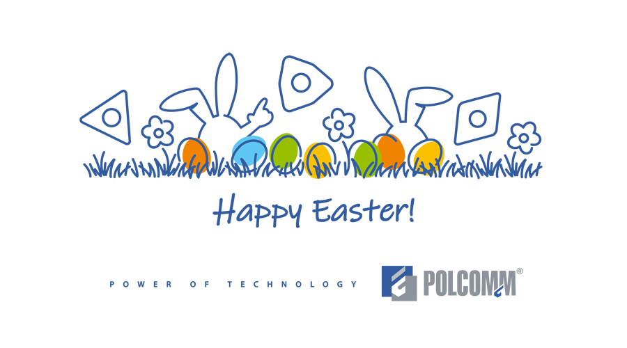 Happy Easter from Polcomm!